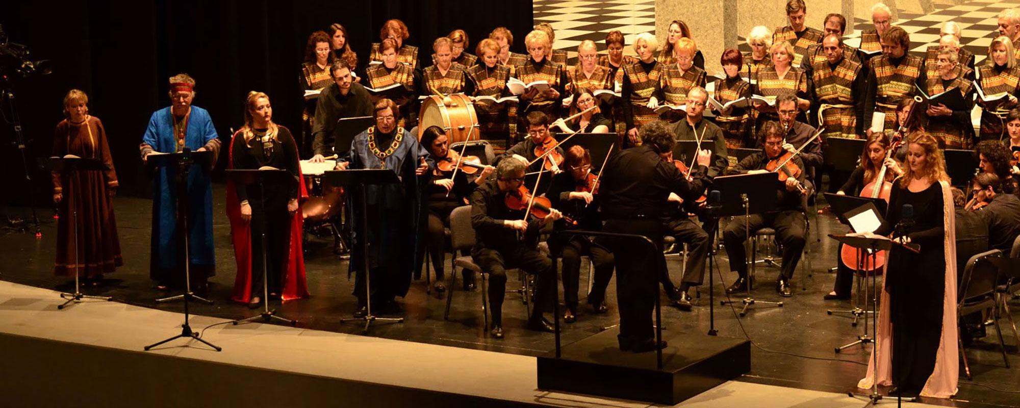 Coro lirico di lugano cantare assieme for Ceresio palestra