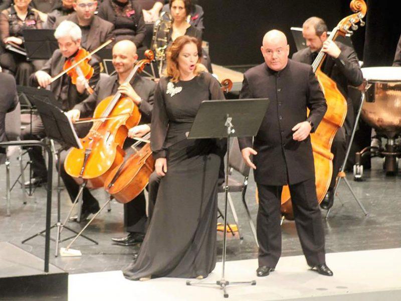 Concerti a Paradiso e a Lugano